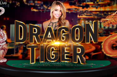 Dragon Tiger Live Baccarat